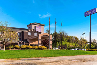 sleep inn and suites kingsport